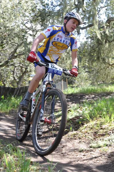 East Garrison Race 2012 Fresh/Soph Boys
